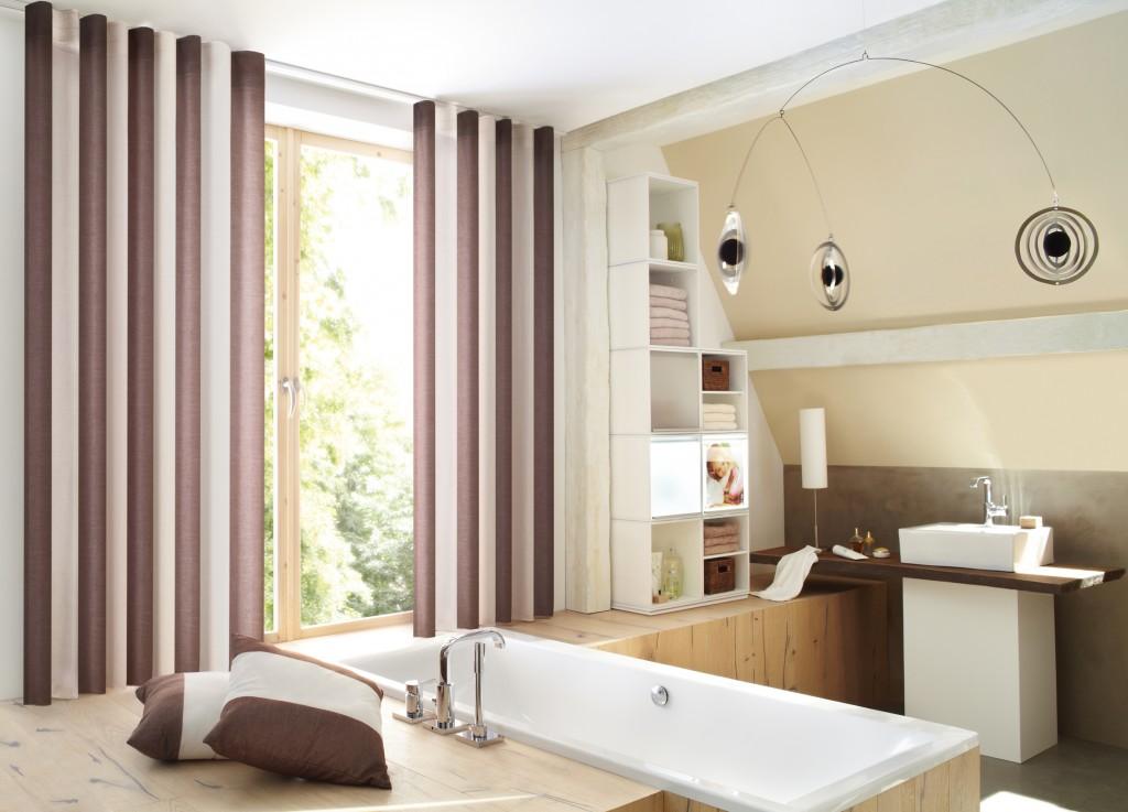 gardinen und vorh nge richtig aufh ngen. Black Bedroom Furniture Sets. Home Design Ideas