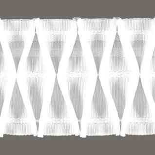 Kräuselband oder Faltenband? Entdecken Sie ausgewählte Gardinenbänder bei Gerster.com