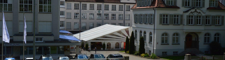 Gerster Firmenstammsitz in Biberach an der Riß