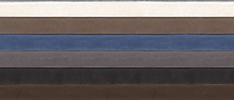 Lederimitat-Schrägband
