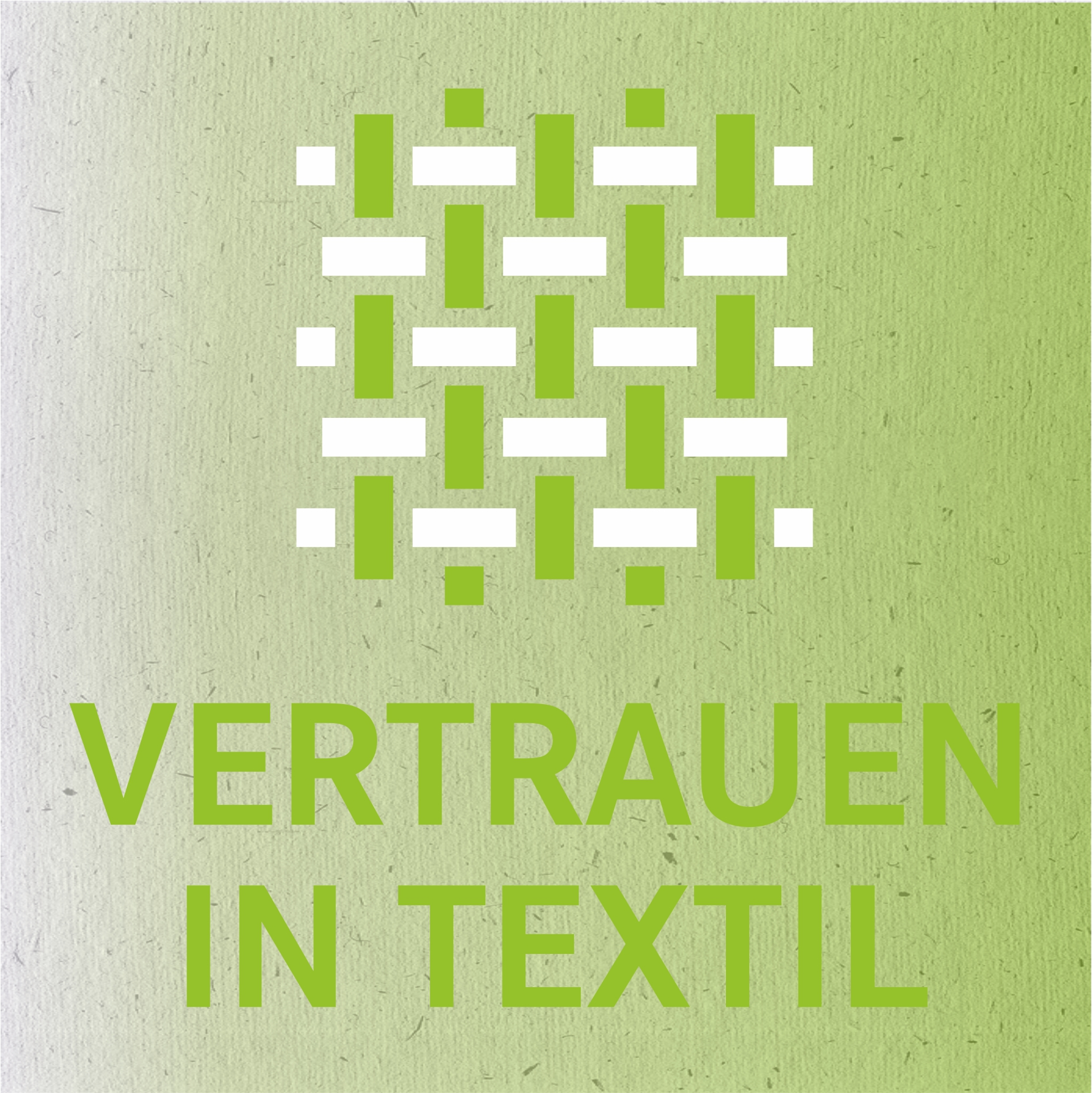 Wir vertrauen in Textil