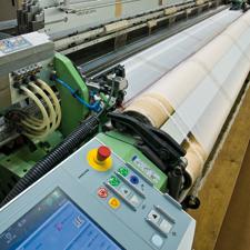 Gardinen Produktion