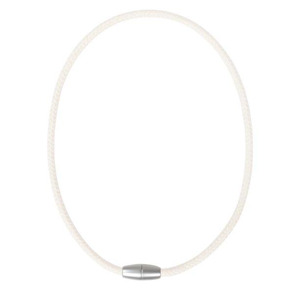 Raffhalter mit Magnetverschluss weiß