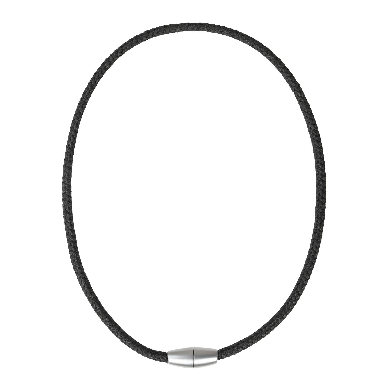 Raffhalter mit Magnetverschluss schwarz