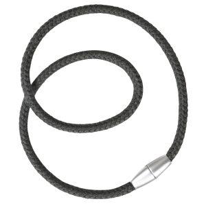Raffhalter mit Magnetverschluss dunkelgrau