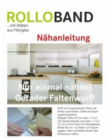 Rolloband Nähanleitung