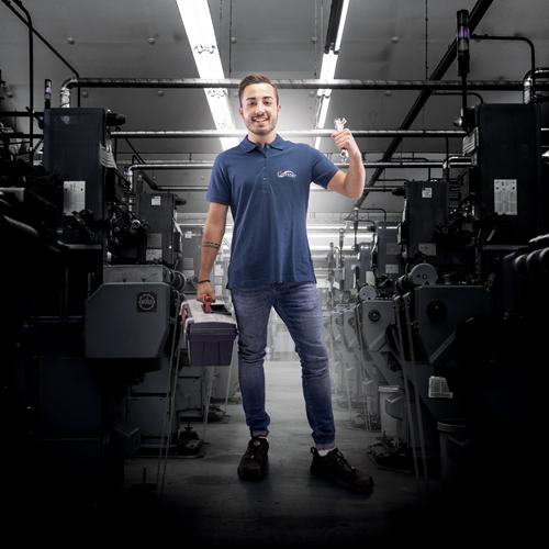 Produktionsmechaniker (m/w/d)