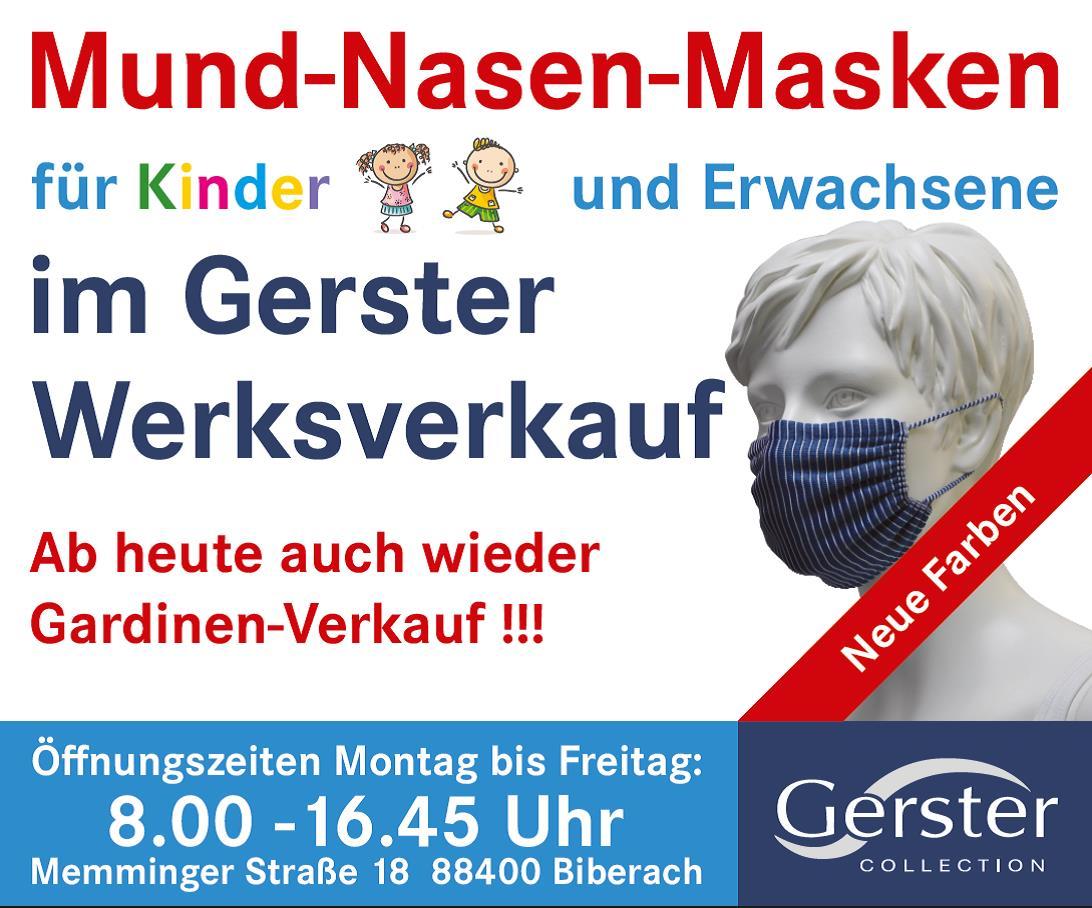 Sind Sie noch auf der Suche nach der passenden Mund-Nasen-Maske?